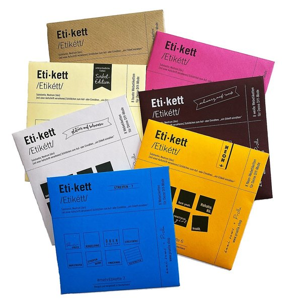 NEU! Alle 7 Editionen in einem Set