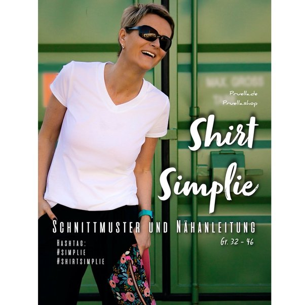 NEU! Ebook Shirt Simplie