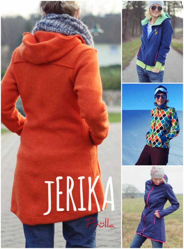 best website f9b70 d4479 Ebook jErika - Kurzmantel, Jacke in Gr. 36 - 46